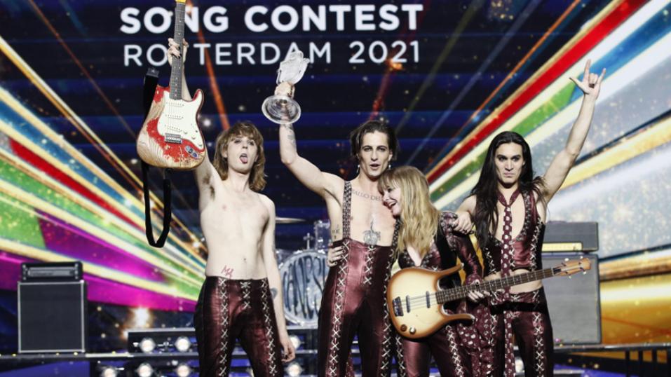 Eurovision 2021: Νικήτρια η Ιταλία με τους Måneskin