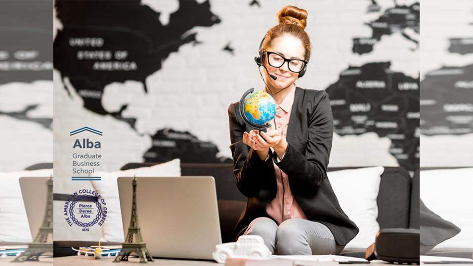 Το πρώτο online μεταπτυχιακό πρόγραμμα Tourism Management από το Αlba Graduate Business School