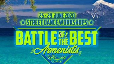 Battle of The Best Armenistis 2020 workshops