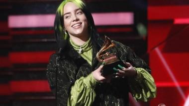 Βραβεία Grammy 2020: Σάρωσε η 18χρονη Billie Eilish