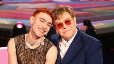 Elton John και Years & Years διασκευάζουν το «it's A Sin», των Pet Shop Boys