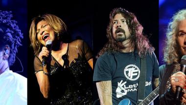 Έξι νέα μέλη υποδέχεται φέτος το Rock & Roll Hall of Fame
