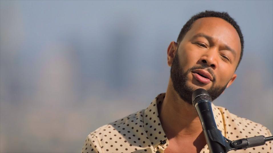 Bigger Love: Ο John Legend αποκαλύπτει το νέο του άλμπουμ