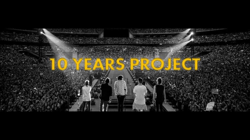 One Direction: Γιορτάζουν την 10η επέτειο από τη δημιουργία τους με ένα ντοκιμαντέρ