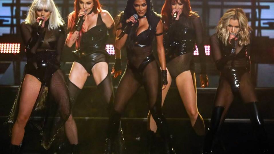 Οι Pussycat Dolls τραγούδησαν ξανά μαζί μετά από 10 χρόνια