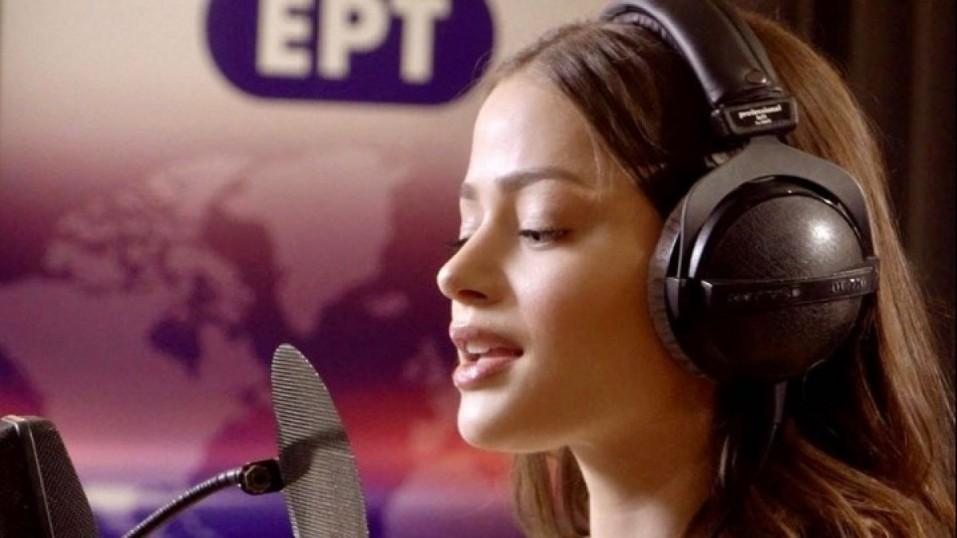 Η Στεφανία Λυμπερακάκη θα εκπροσωπήσει την Ελλάδα στην Eurovision (Vid)