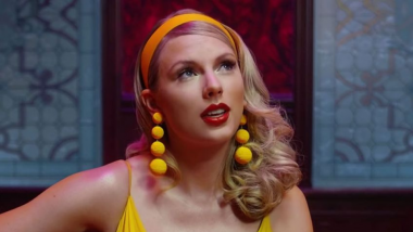 Η Taylor Swift θα βραβευτεί ως «Τραγουδοποιός Είδωλο»