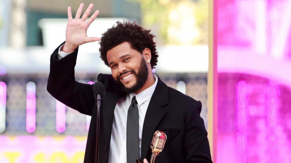 Ο The Weeknd ήταν ο μεγάλος νικητής στα μουσικά βραβεία Billboard 2021